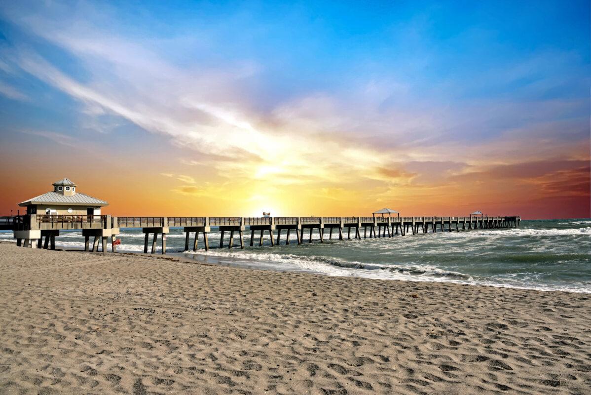 """Juno beach Pier"""