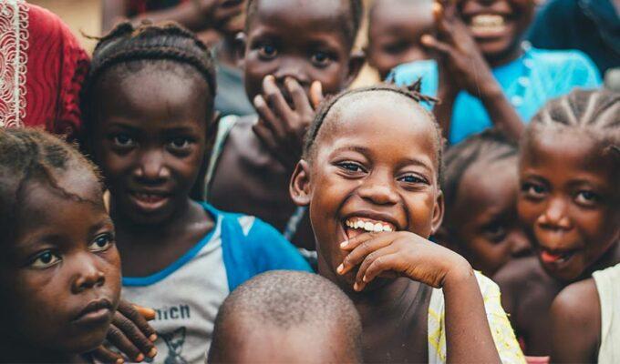 """""""African Children"""""""